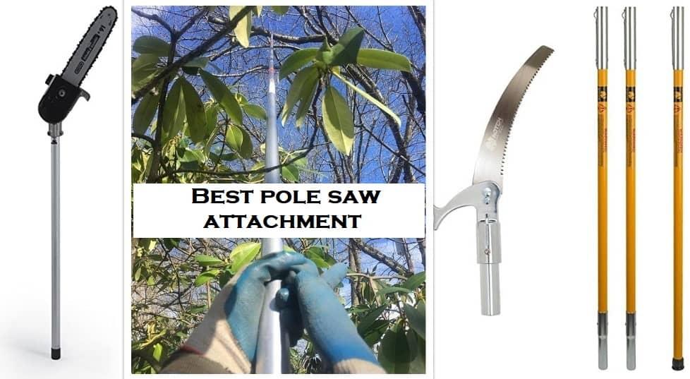 Best pole saw attachment