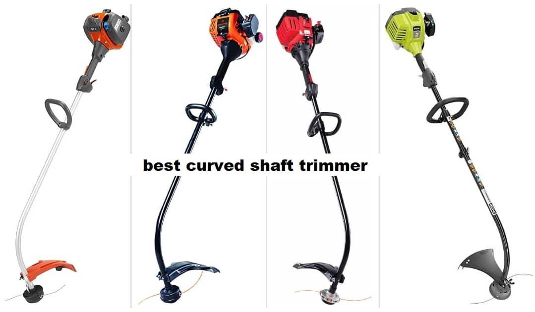 best curved shaft trimmer