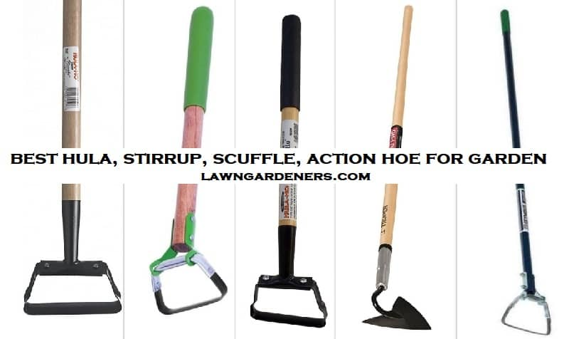 best hula, stirrup, scuffle, action hoe for garden