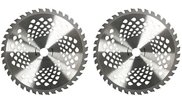 """KNKPOWER 2pk 10"""" 40 Teeth Carbide Blades"""