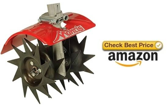 Mantis Tiller Aerator Combo Attachment
